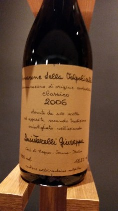 One of the best Valpolicella's