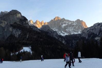 Views from Civetta