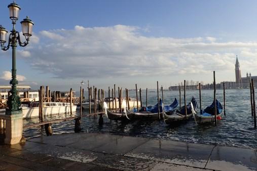 Sunshine from San Marco