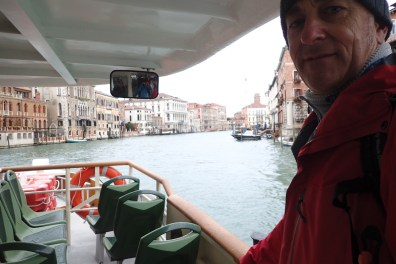 Bye bye Venice!