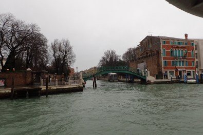 On the way out of venice - Grand Canal #1