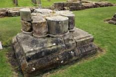 15 St Andrews Cathedral original pillar