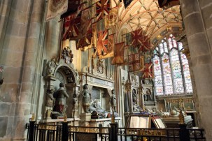 Canterbury Cathedral - St Michael's Chapel