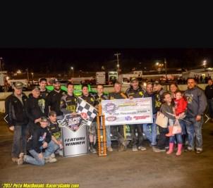 4/9/17 Feature Winner Orange County Speedway