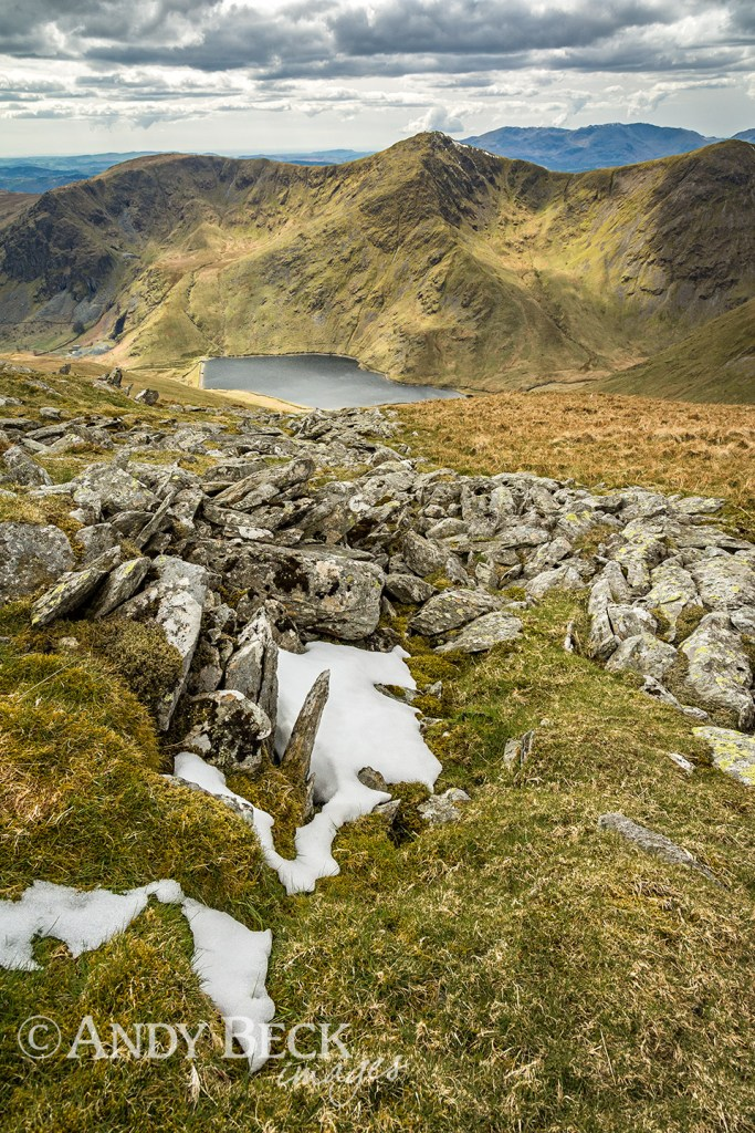 Ill Bell from Kentmere Pike