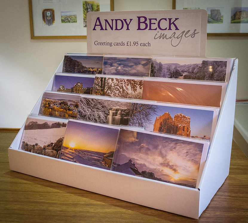 Andy Beck Images greeting cards