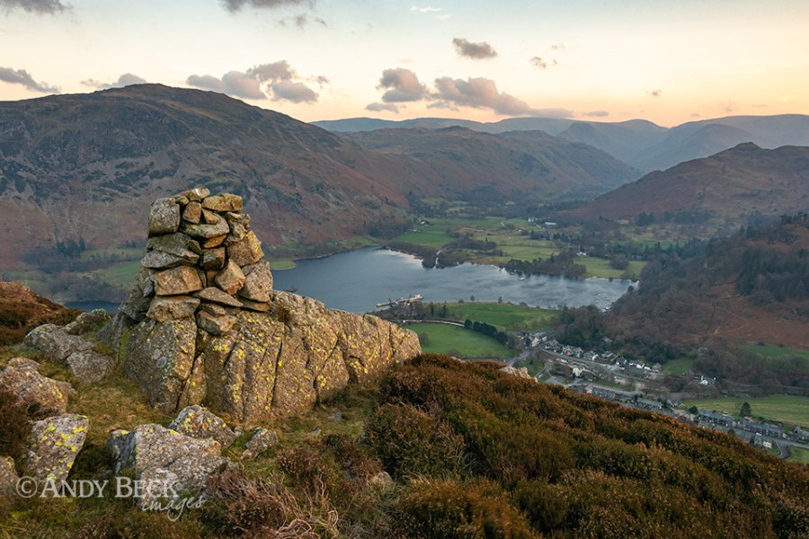 Glenridding from Glenridding Dodd