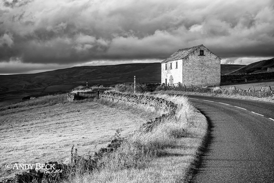 Roadside Barn, Upper Teesdale