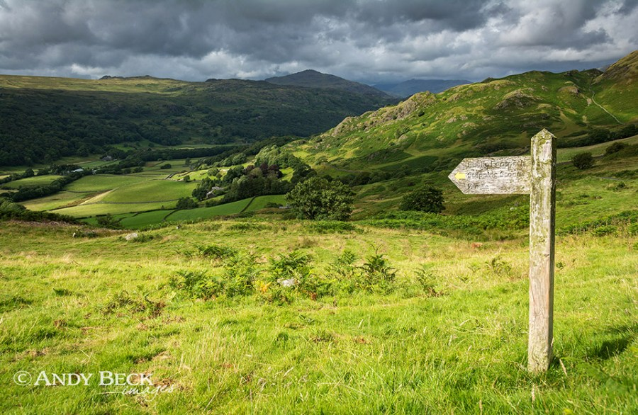 Kiln Bank, Duddon valley