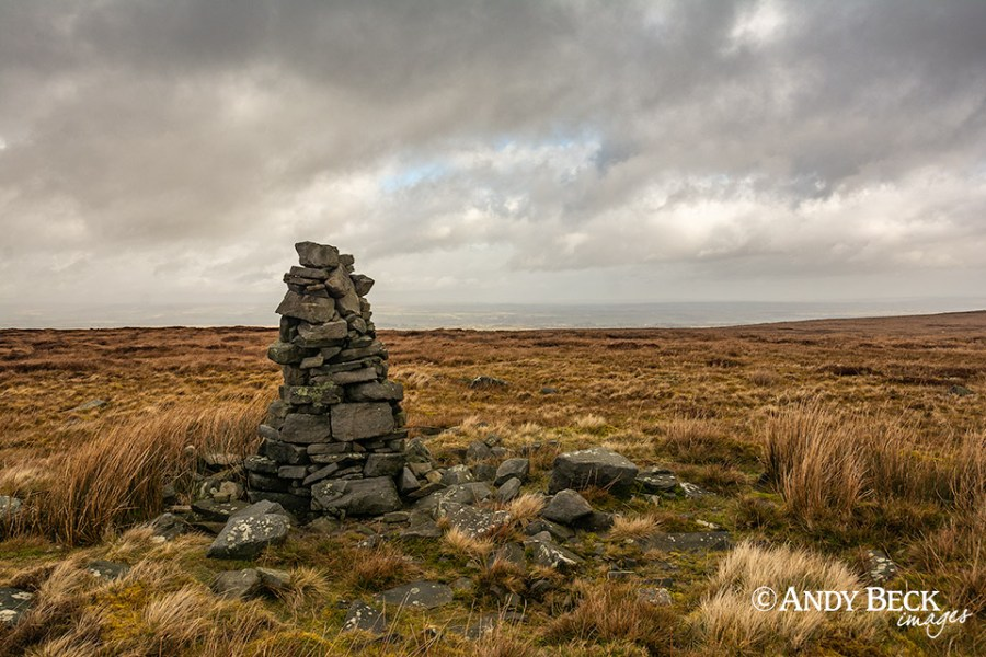Arndale Hill above Teesdale