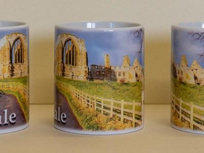 Egglestone Abbey mug