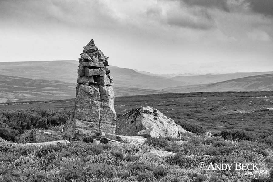 Long Man above Teesdale