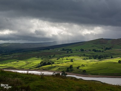 The rolling hills of Teesdale