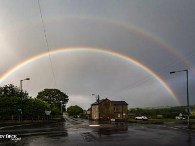 Rainbow at Bowes