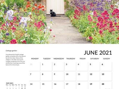 Teesdale calendar 2021 June