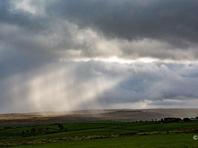 Rain over Goldsborough