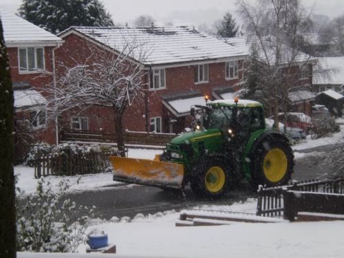 Councillors propose snow motion to ensure Shropshire doesn't slip into slow motion
