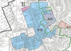 Ludlow Rocks Green supermarket bid – the planning context