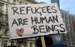 #RefugeesWelcome: Our county and country steps up a gear – it's welcome but is it enough?