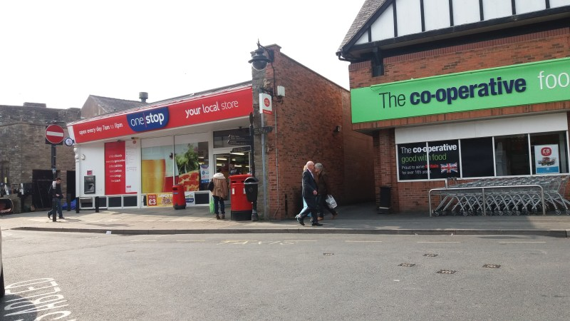 Planning permission expires for redevelopment of One Stop and the Post Office on Tower Street