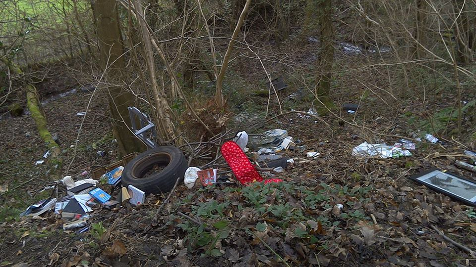 Shropshire still not getting fly-tipping under control – you can help by reporting incidents
