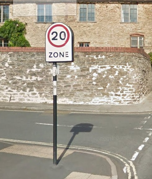 Should Ludlow become a 20mph town?