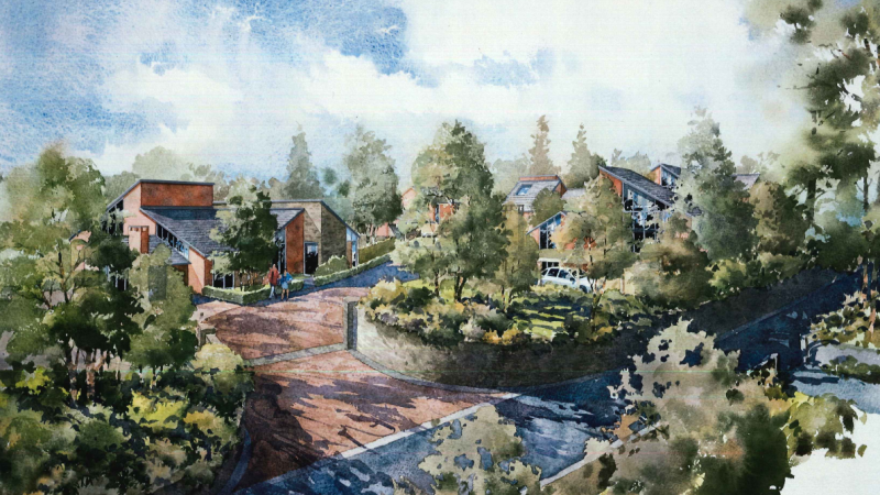 Linney House development runs into trouble from heritage, highways, ecology, and a potential threat to otters