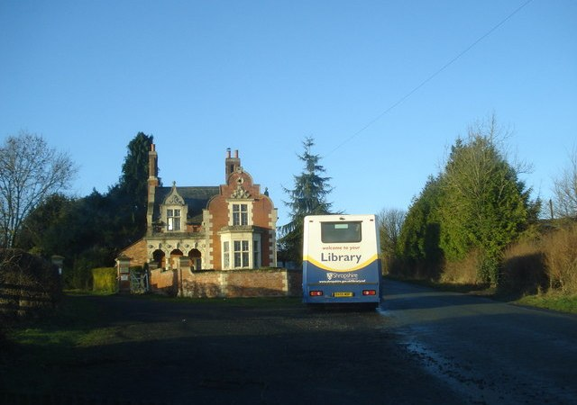 Shropshire Council is consulting on the future of its library services – I fear for mobile library services