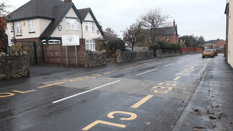 20mph limits outside schools but council leader blocks wider speed restrictions on residential streets