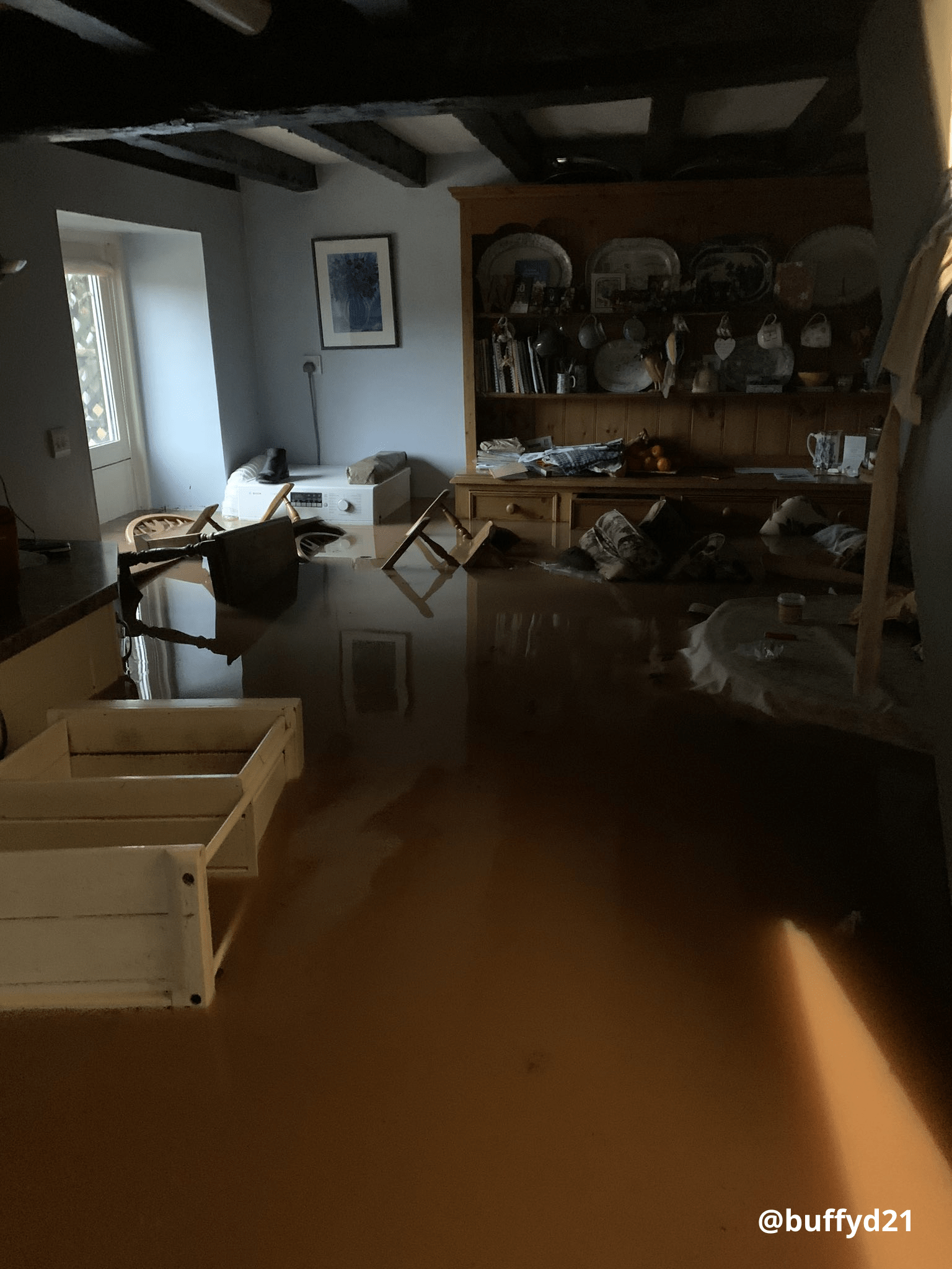 Storm Dennis – government funding for flood affected homes and businesses in Shropshire