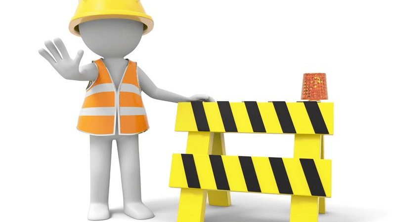 A plea for considerate driving during the health emergency and emergency roadworks #coronavirus