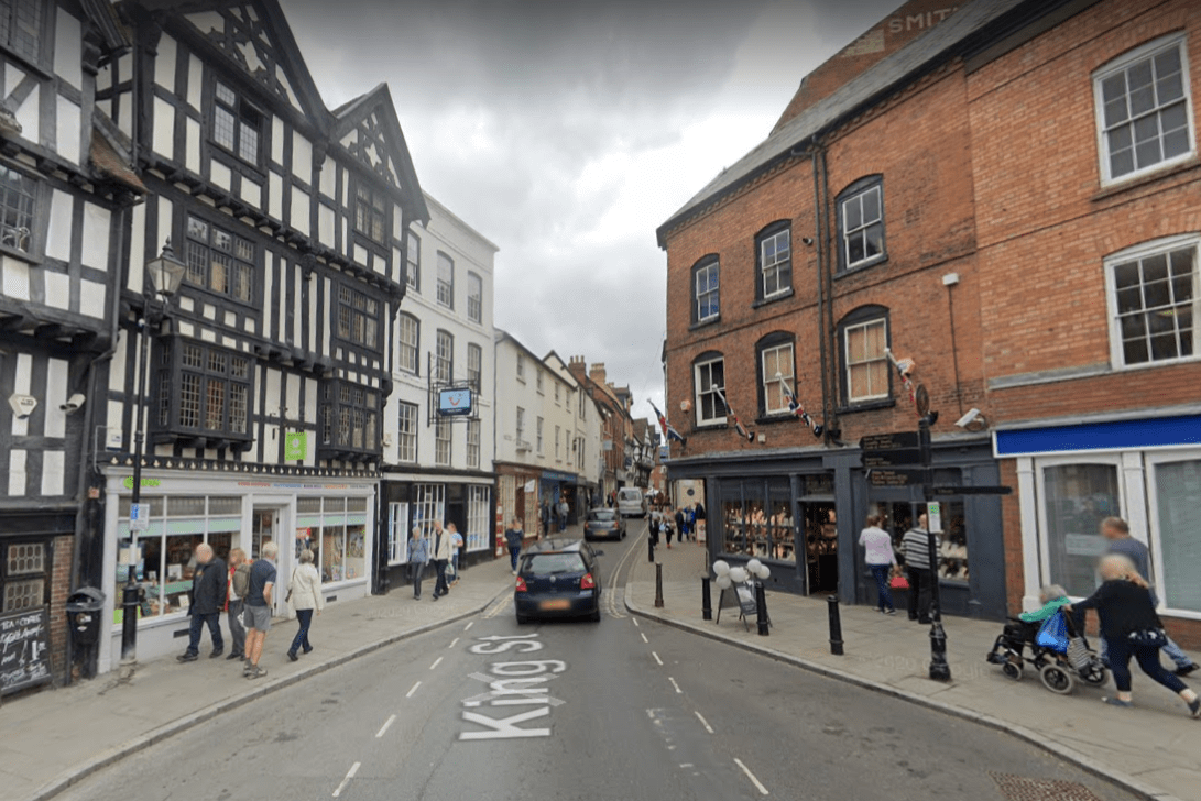 Shropshire Council withdraws seven day closures for King Street and High Street in favour of agreed two day closures for King Street