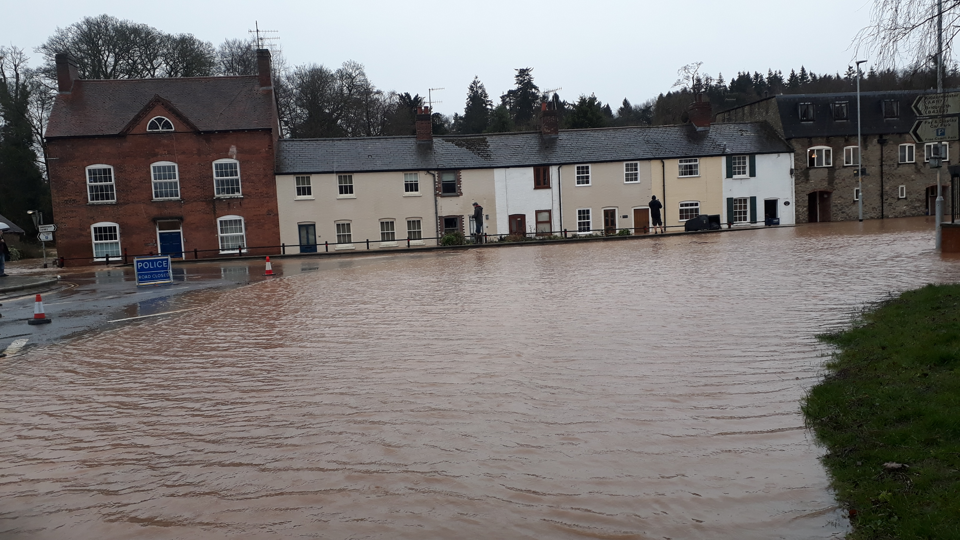 Ludlow Flood Forum relaunched to tackle continued flooding risk from Corve and Teme