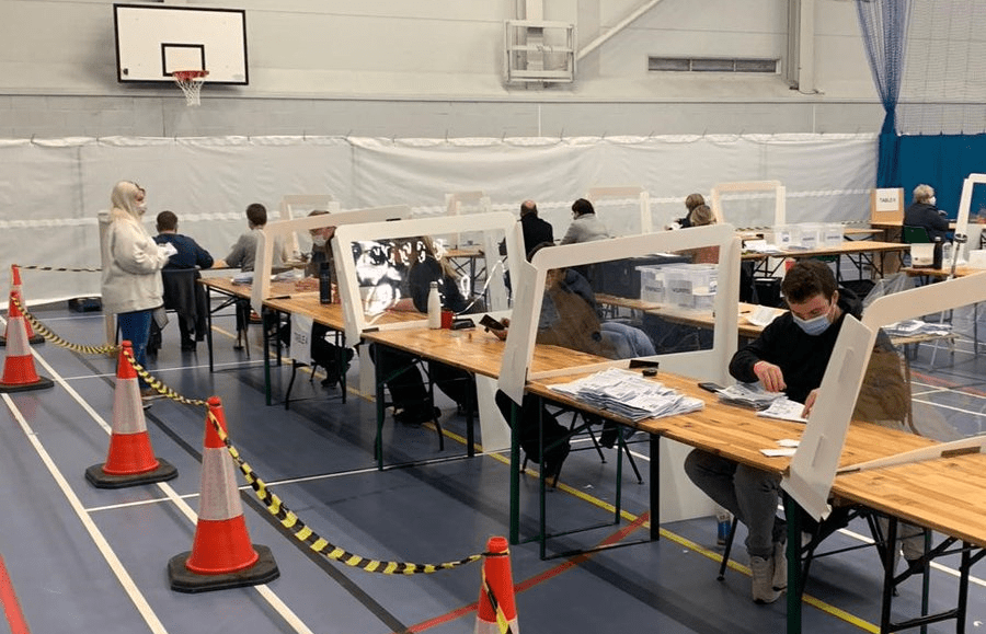 Local Elections 2021: Greens take Oswestry South from Conservatives and make a good showing in Corvedale