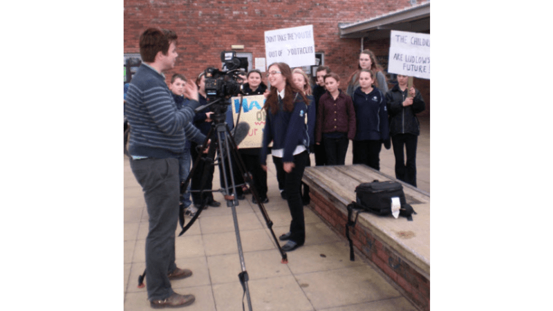 Tracey Huffer to ask Shropshire Council cabinet to guarantee it will not sell Ludlow Youth Centre