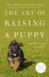 Art of Raising a Puppy book cover on AndyBondurant.com