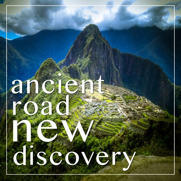 Faith is both ancient and new by Andy Bondurant