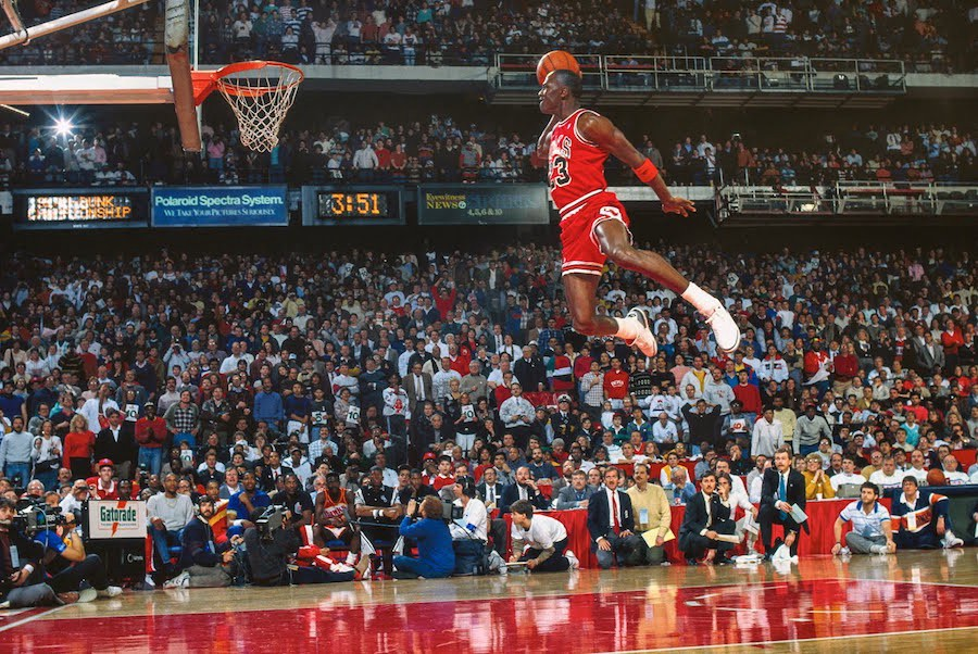 Do you want to be great? Do you want to be like Mike?