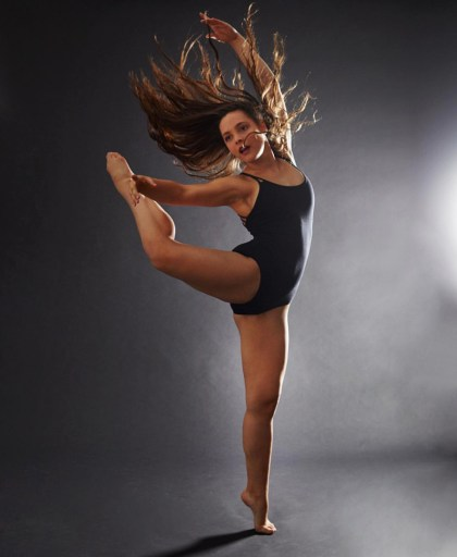 Dancer image by Kia Bondurant