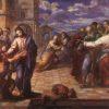Healing of Man Born Blind by El Greco