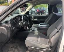 Drivers Seat Veiw