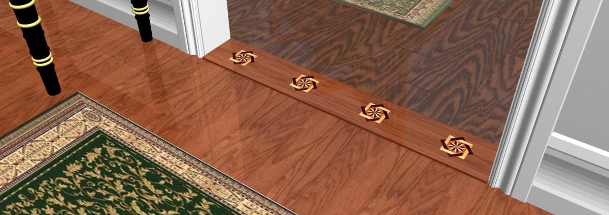 Transition Threshold For Wood Flooring, Hardwood Flooring Threshold Transition
