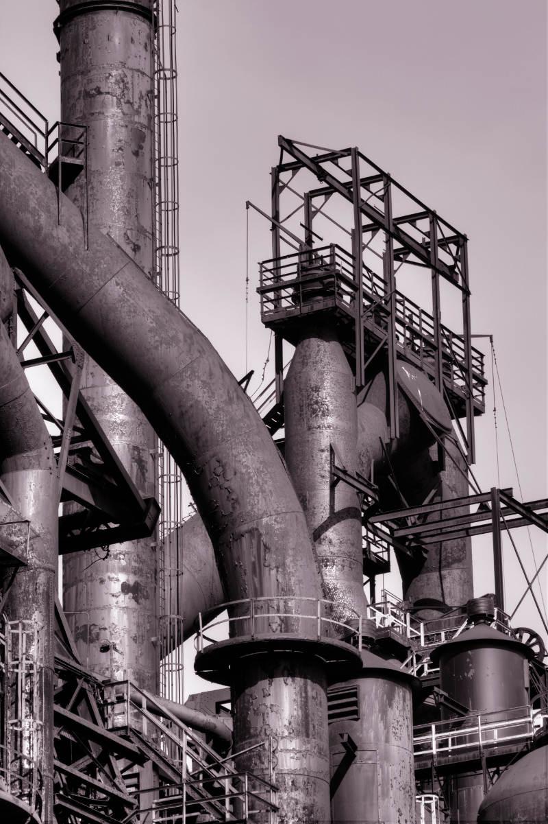 Bethlehem Steel works - HDR Photography