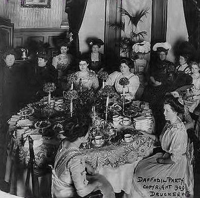 Daffodil Party 1909 - Event Planning on Frugal Guidance 2