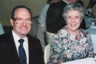 Alvin and Josephine Brandt