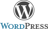 official wordpress-logo-stacked-rgb