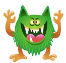 Monster by Akarakingdoms - Monster List of Markdown Tools