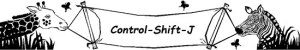 Again, Control-Shift-J