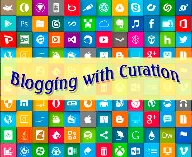 Blogging-with-Curation