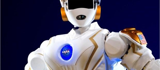 NASA's Valkyrie Robot